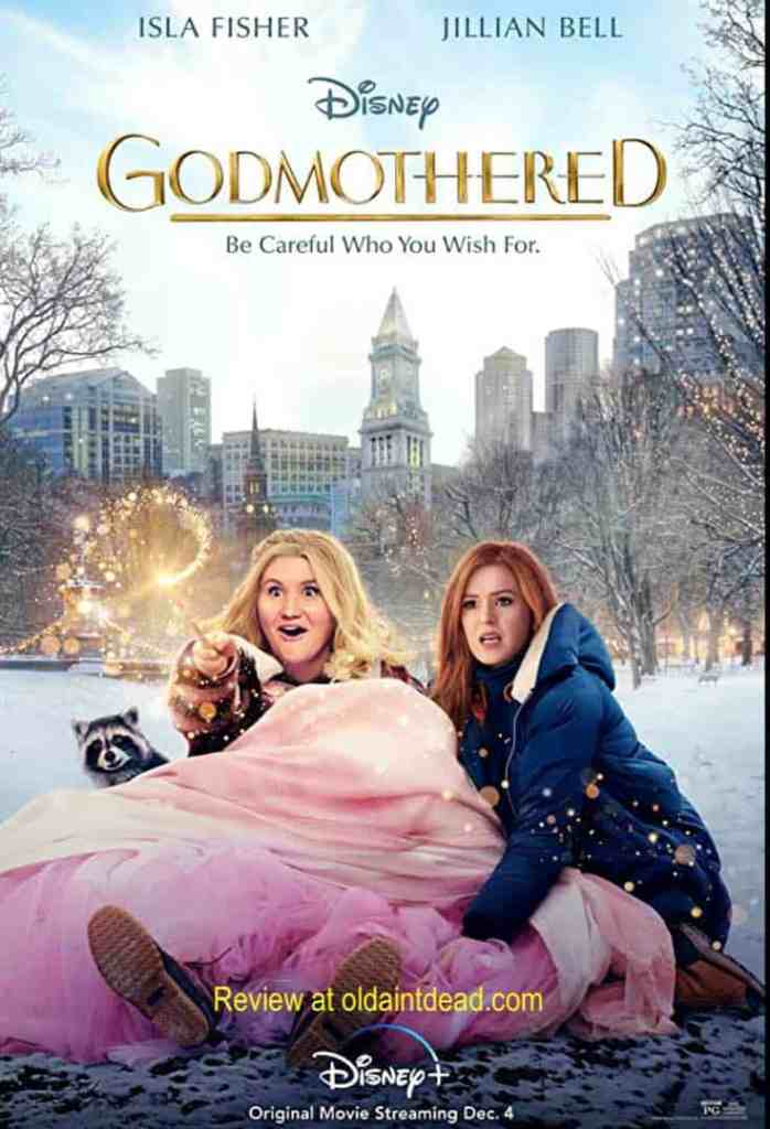 Poster for Godmothered