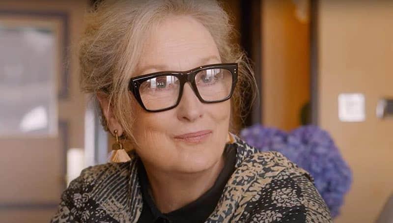 Meryl Streep in Let Them All Talk
