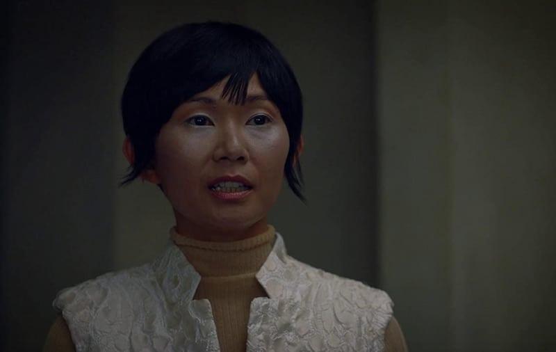 Hong Chau in Watchmen