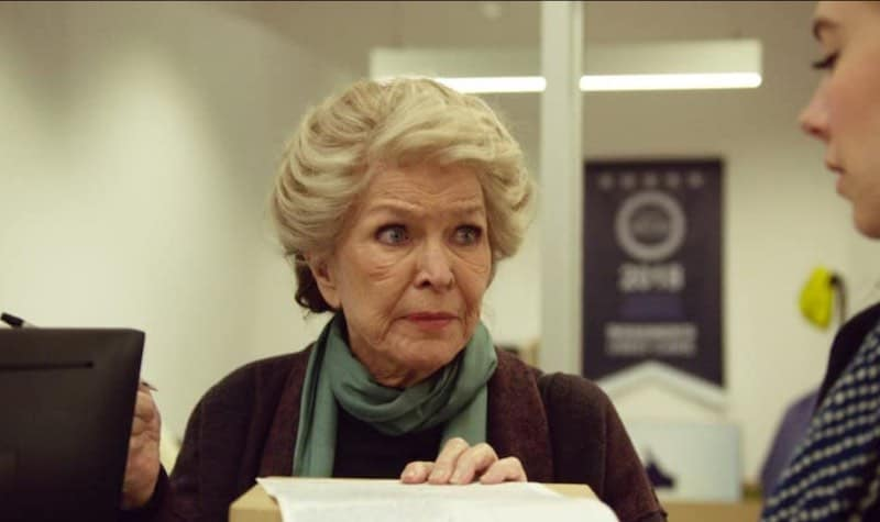 Ellen Burstyn in Pieces of a Woman