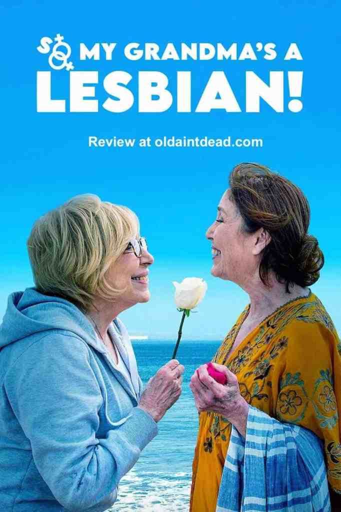 Poster for So My Grandma's a Lesbian