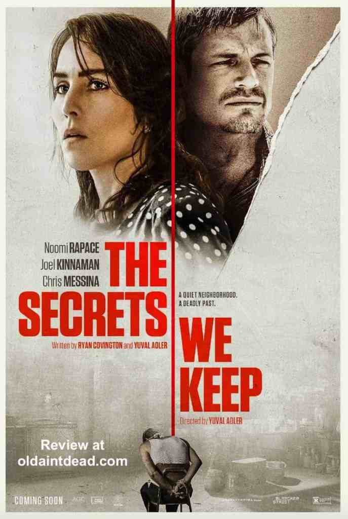 Poster for The Secrets We Keep