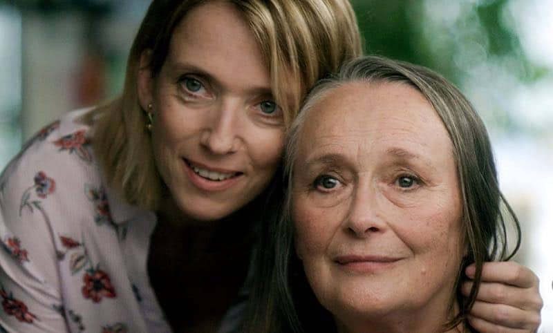 Martine Chevallier and Léa Drucker in Two of Us