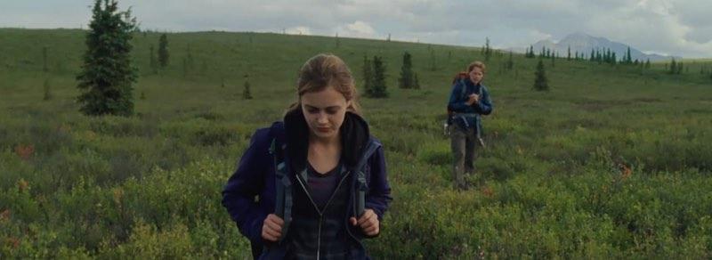 Ella Purnell and Bruce Greenwood in Wildlike
