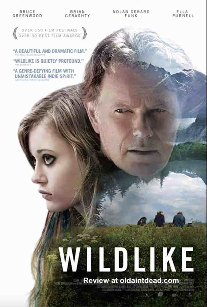 Wildlike poster