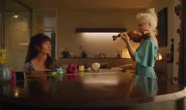 Essie Davis and Eliza Scanlen in Babyteeth
