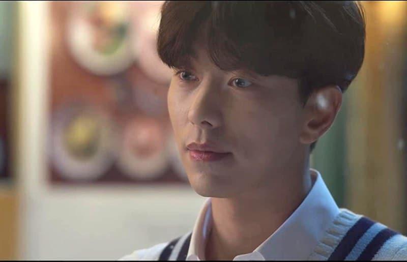 Hyun-min Yoon in My Holo Love