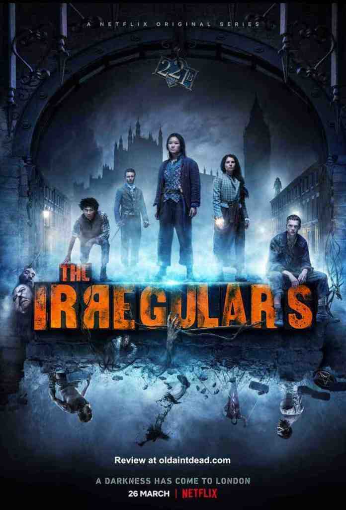 Poster for The Irregulars