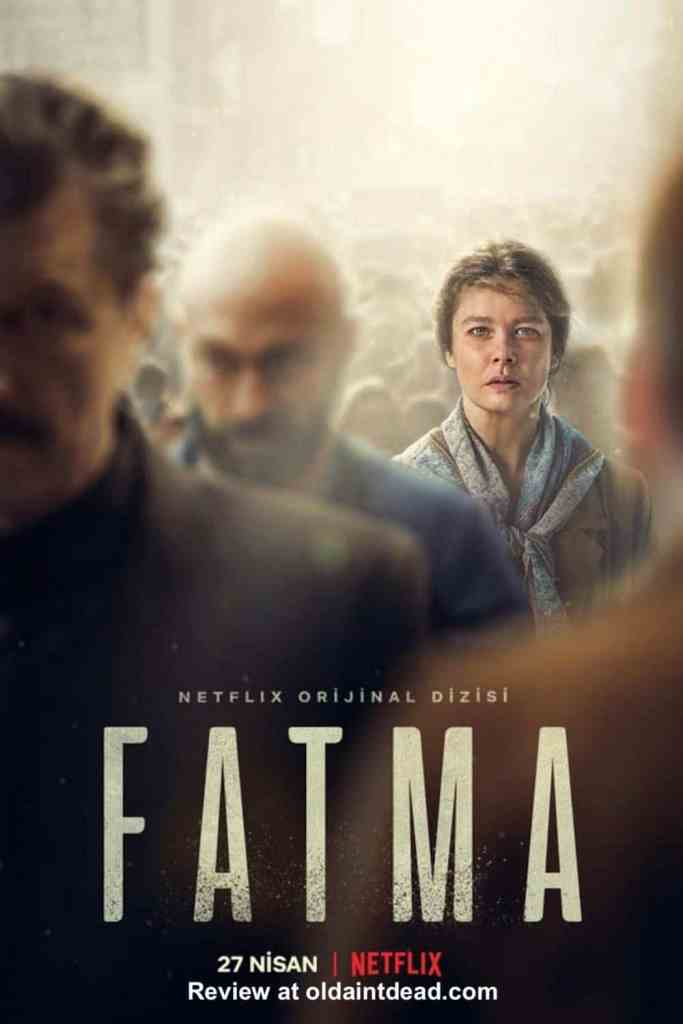 Poster for Fatma