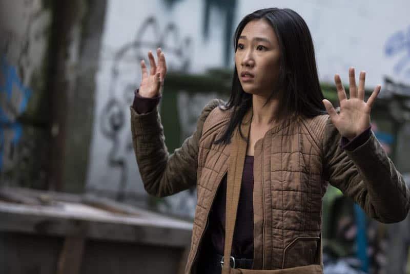Olivia Liang in Kung Fu