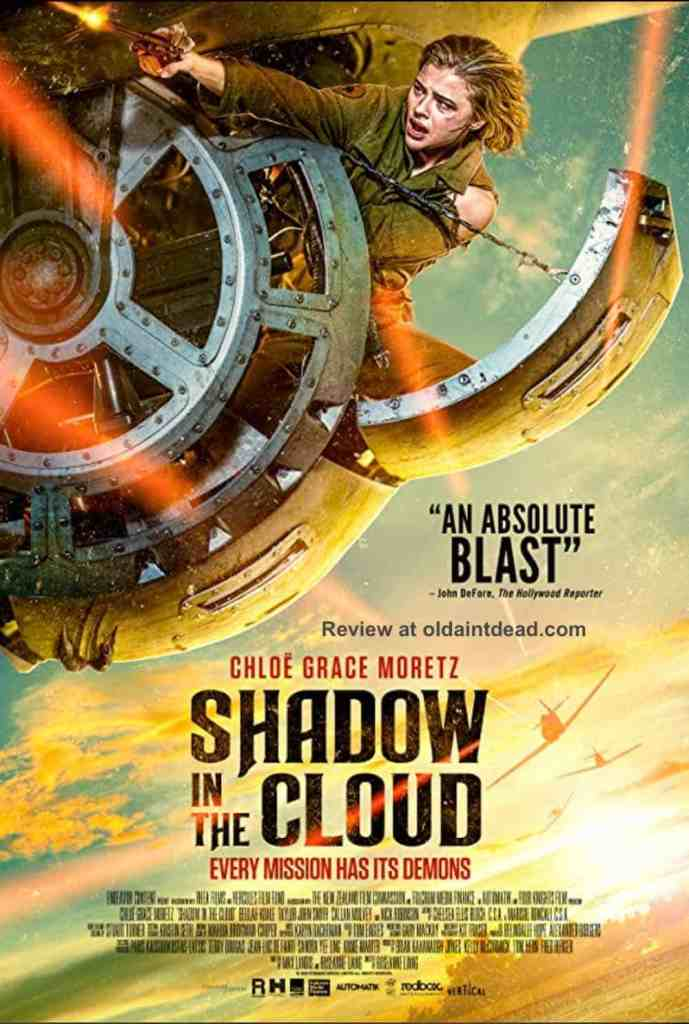 Poster for Shadow in the Cloud