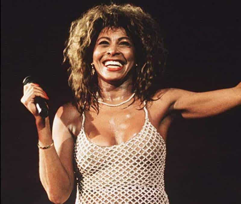 Tina: electrifying talent from Tina Turner