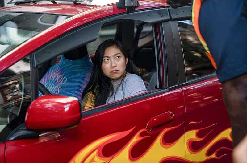 Awkwafina is Nora from Queens grows on you