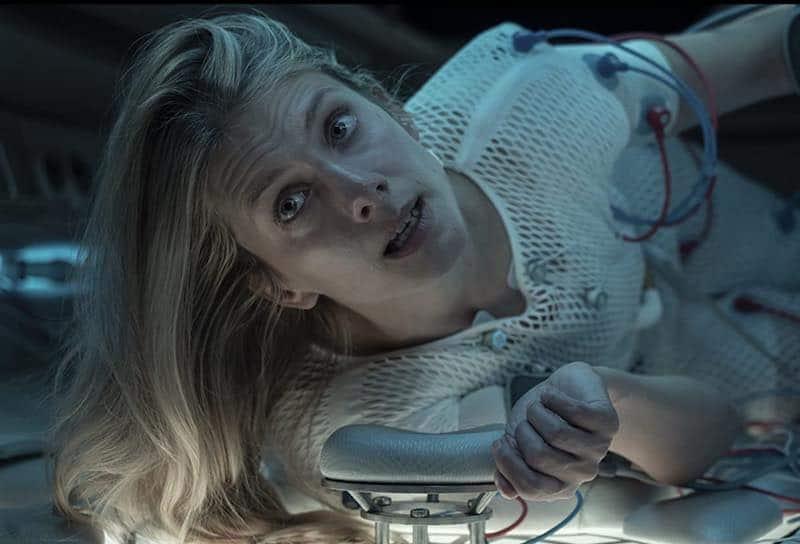 Oxygen, suspenseful sci-fi from France