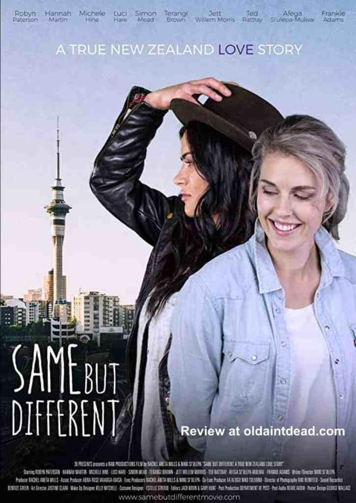 Poster for Same But Different