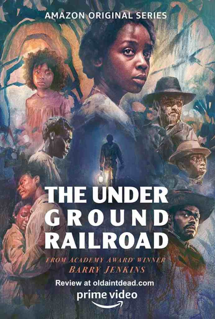 Poster for The Underground Railroad