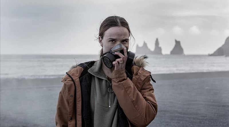Guðrún Ýr Eyfjörð in Katla