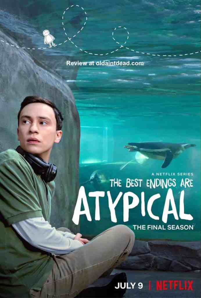 Atypical poster for season 4
