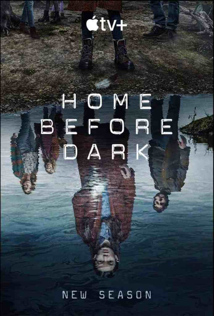 Poster for Home Before Dark
