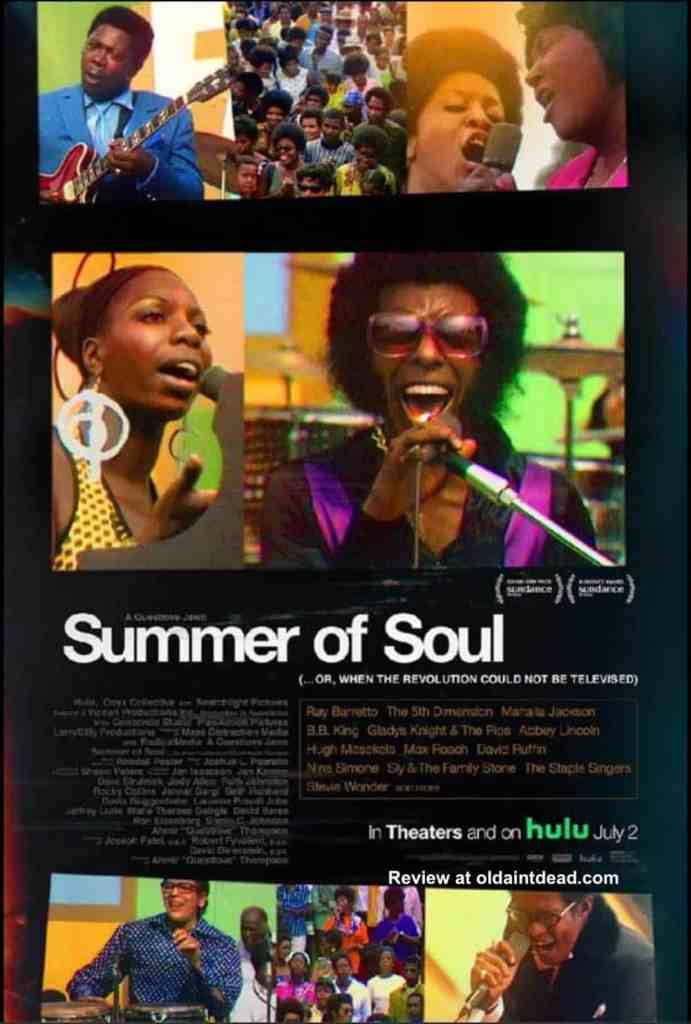 Poster for Summer of Soul