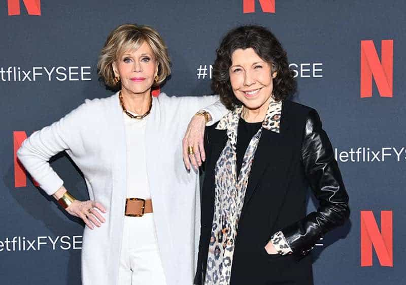 Short Takes on Grace and Frankie, Surreal Estate and Home Before Dark
