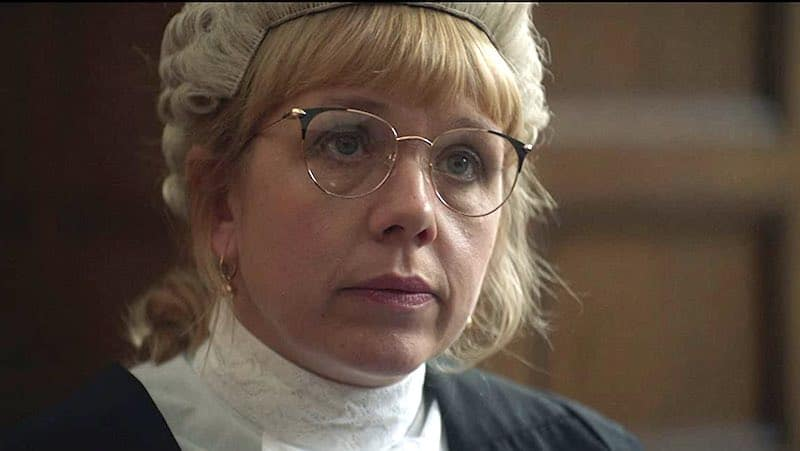 Kerry Godliman in Adult Material