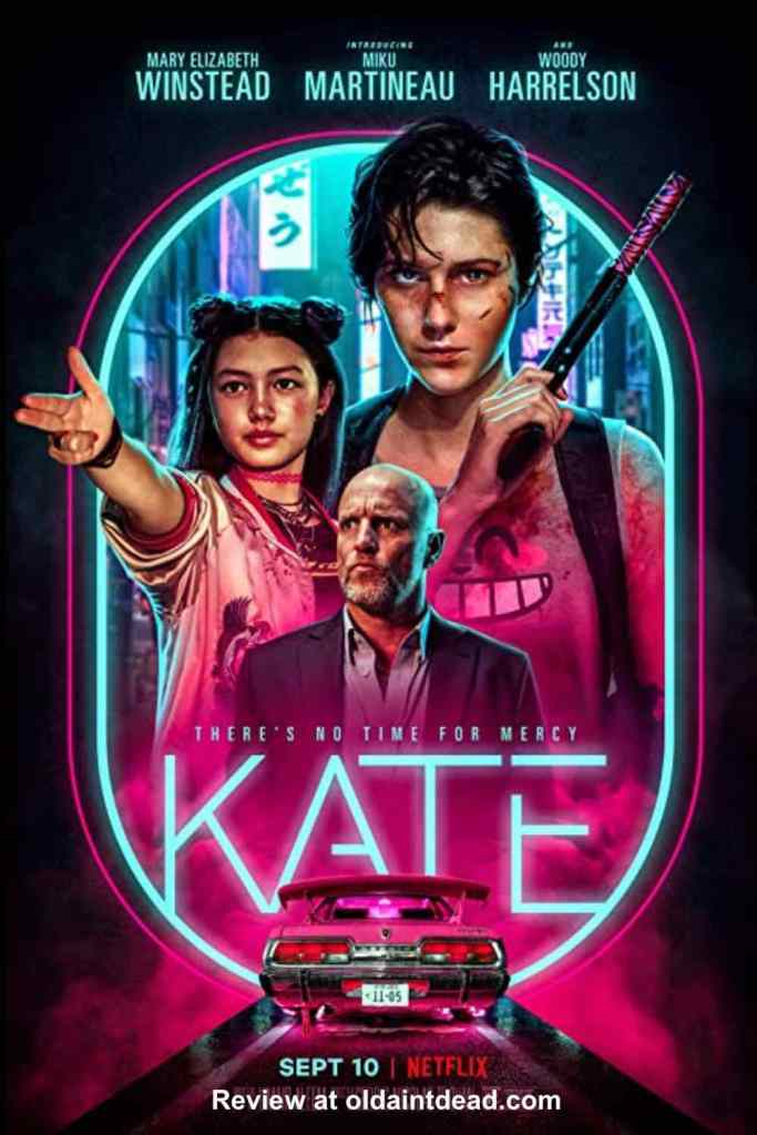 Poster for Kate