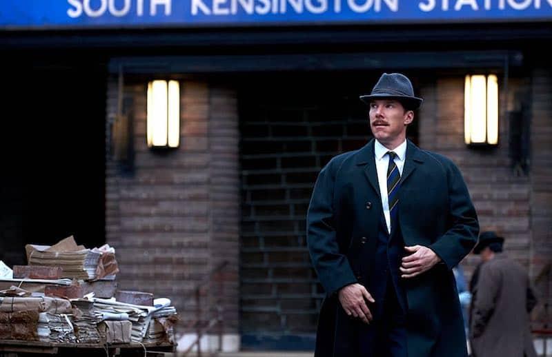 Benedict Cumberbatch in The Courier