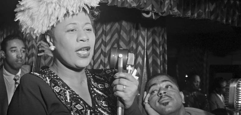 Review: Ella Fitzgerald Just One of Those Things