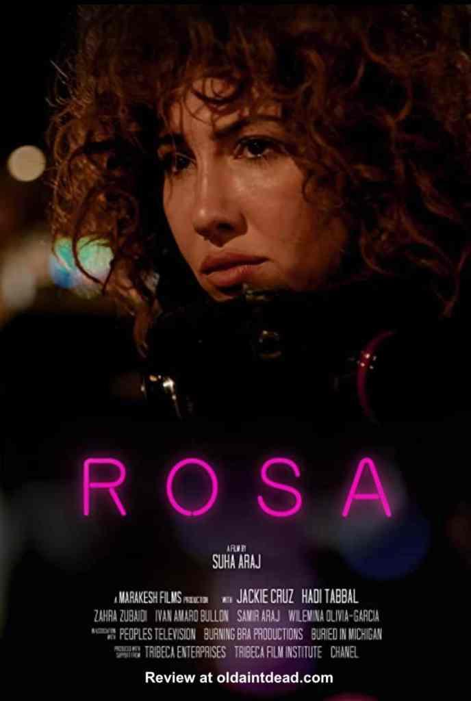 poster for short film Rosa