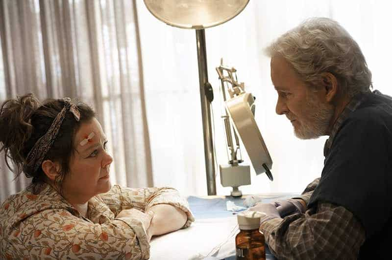 Kevin Kline and Melissa McCarthy in The Starling