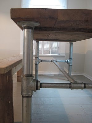 Old Barn Rustic Co 187 Galvanized Pipe Custom Furniture