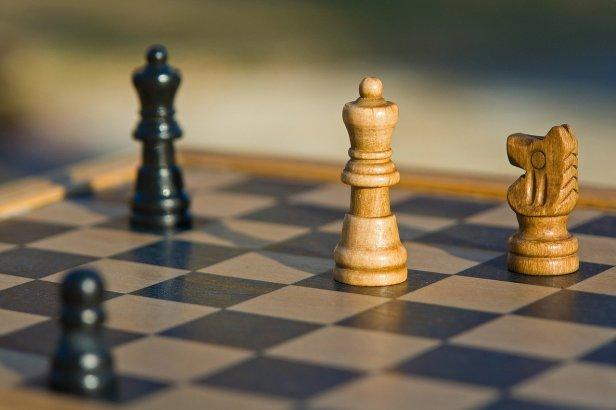 Old Bawn CS Chess Club