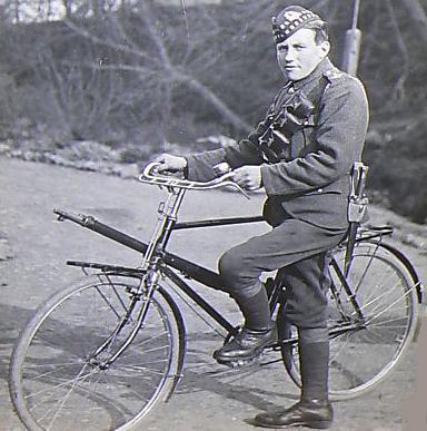 10th Royal Scots - WW1