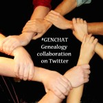 GenChat - A fast paced genealogy discussion via Twitter