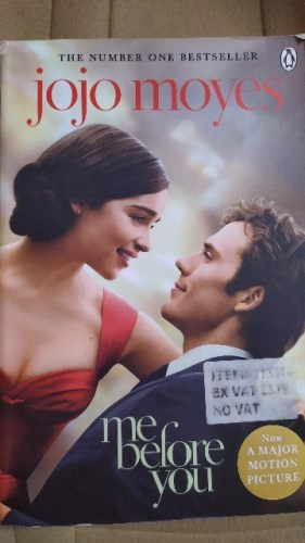 Me Before You by Jojo Moyes photo review