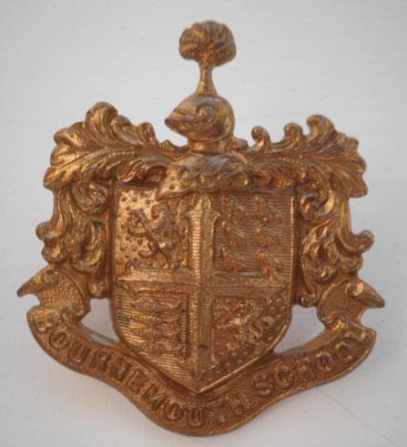 CCF cap badge
