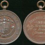 1930 Athletics Medal
