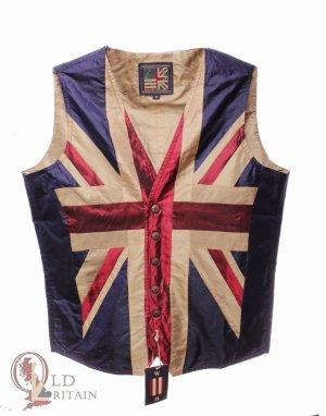silk union jack waistcoats