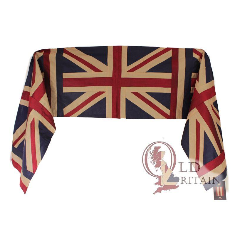 Union jack scarf