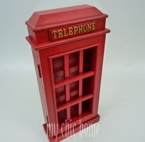 telephone-box-key-holder