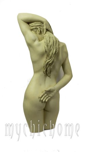 Naked Woman Wall Sculpture