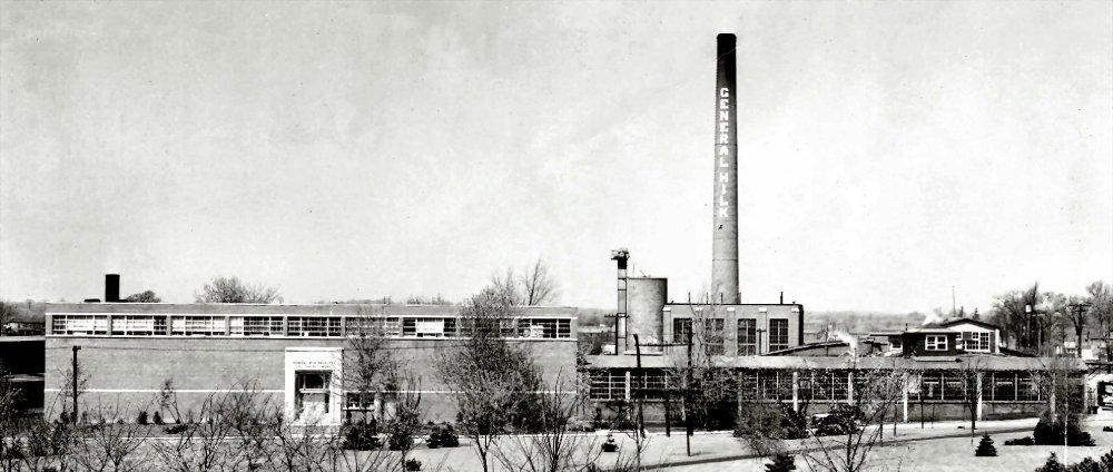 Pictures of old Brockville Industrial Factories (4/6)