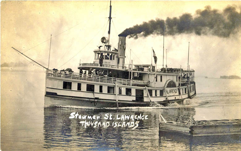 St. Lawrence River Steamers (4/6)