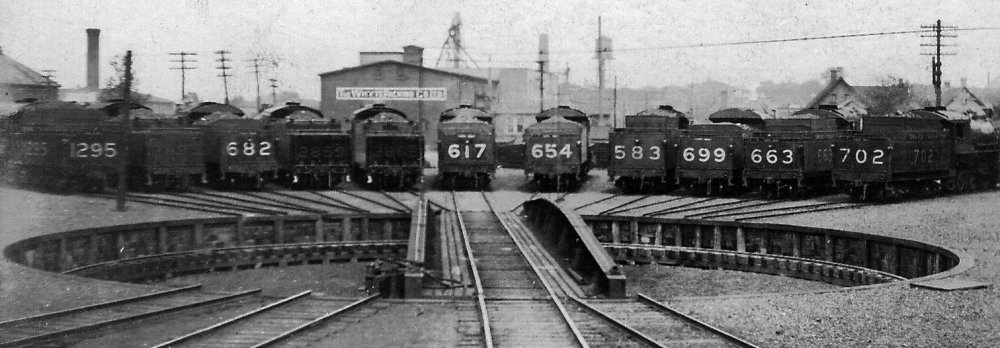 Railway Photographs taken in Brockville - Part 1 (3/6)