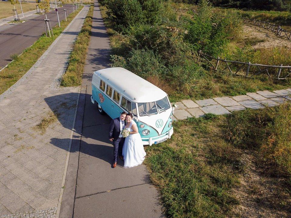Hochzeitsauto - T1 Mr. Wilhelm