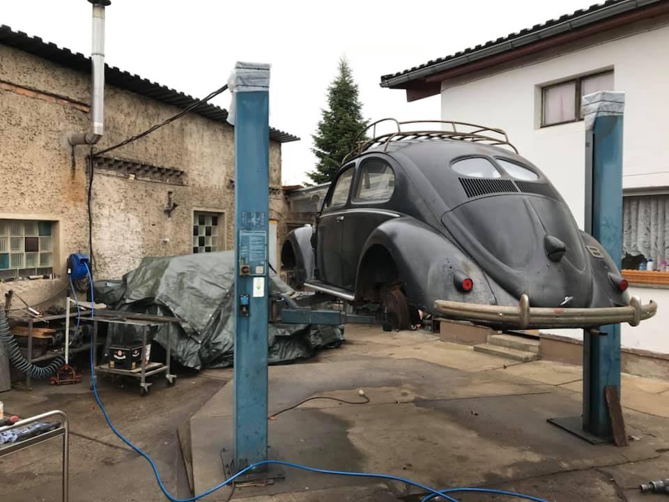 Old Bulli Berlin - VW Käfer