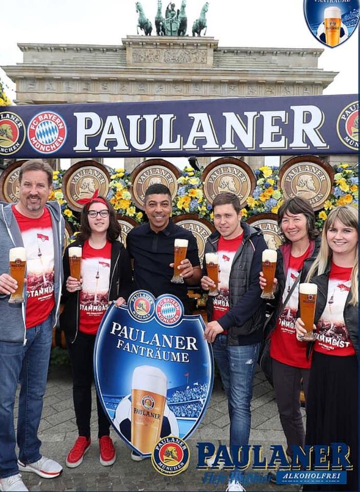 FC Bayern München - Old Bulli Berlin - Paulaner