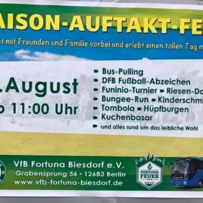 Old Bulli Berlin - VfB Fortuna Biesdorf e.V.