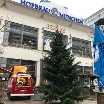 Old Bulli Berlin - Fotobulli - Ehrenamtlich - Frohe Weihnachten - Arche